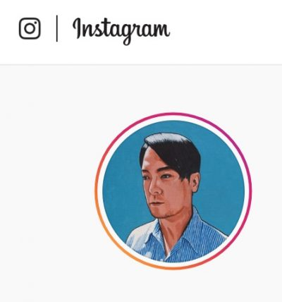 Official Instagram 開始